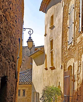Traditional Côte d'Azur village
