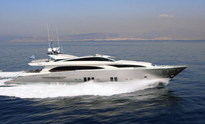 Nigel James Yacht Charter crewed charter motor yacht Dragon
