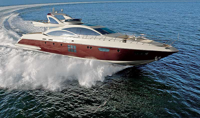 Nigel James Yacht Charter crewed charter motor yacht Duke