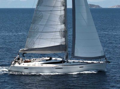 Nigel James Yacht Charter crewed sailing yacht Shooting Star in Greece