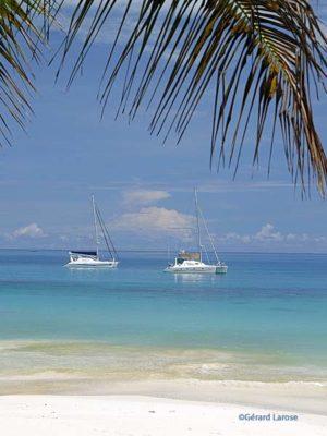 njyacht.com Seychelles anchorage Anse Lazio