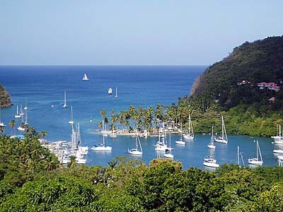 njyc | Marigot Bay St Lucia
