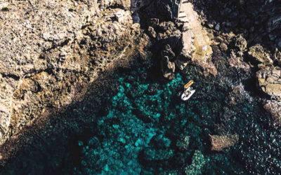 Sail Amalfi Coast, Sardinia or Aeolian islands with no positioning fees