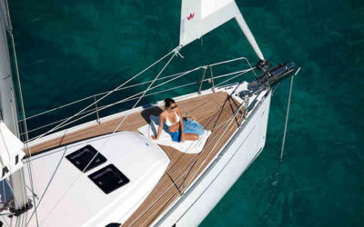 One way bareboat adventures for June & July at 50% discount!
