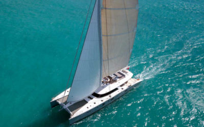 Catamaran CHE reduced in South of France